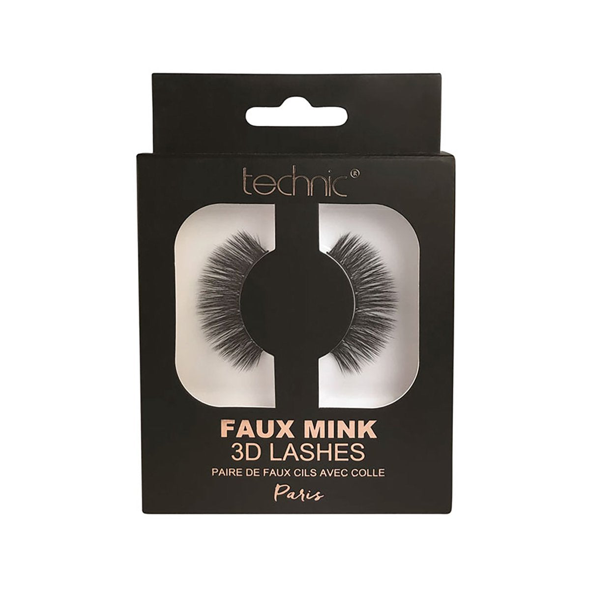 Technic Faux Mink Lashes - Paris