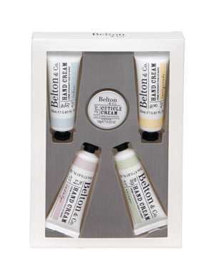 Belton & Co. Hand Cream Gifting Collection