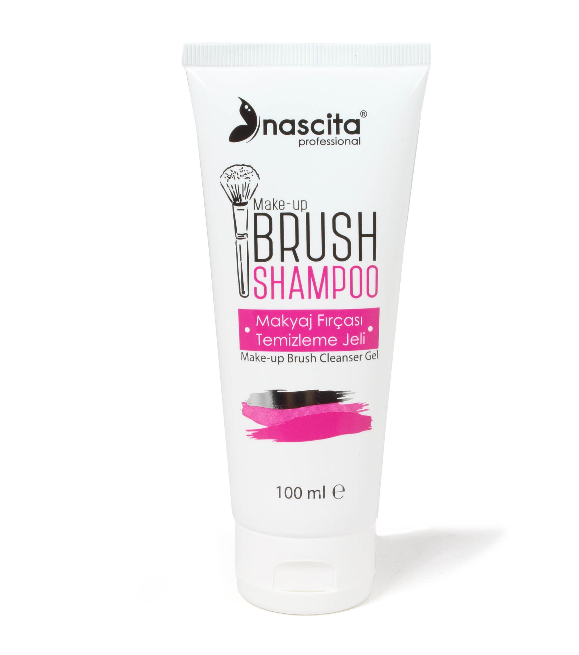 Nascita Brush Shampoo Brush Cleaner Gel - 100ML