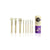 Nascita Bamboo Brush Set of 8