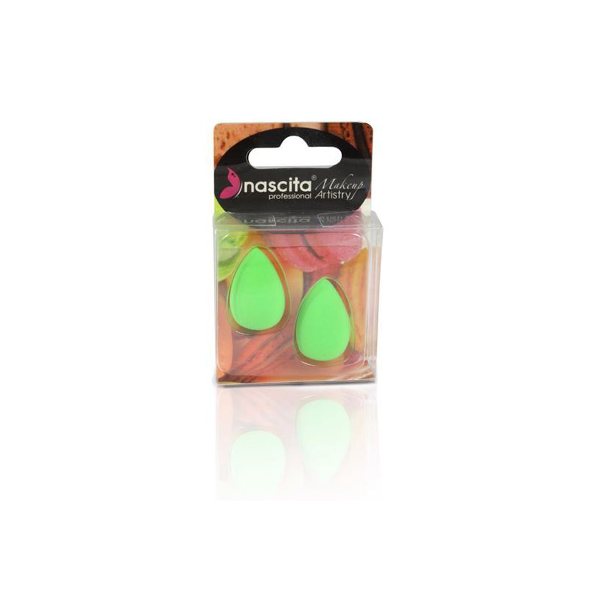 Nascita Do Make-Up Sponge Mini Lime B/Blender