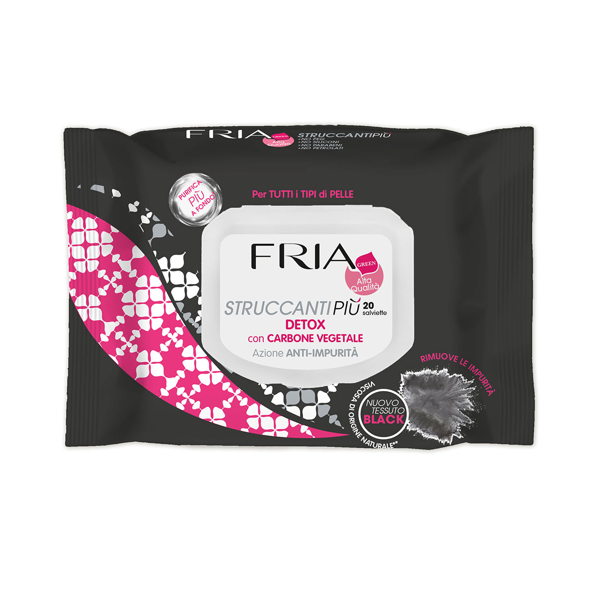 Fria Make Up Remover plus Detox