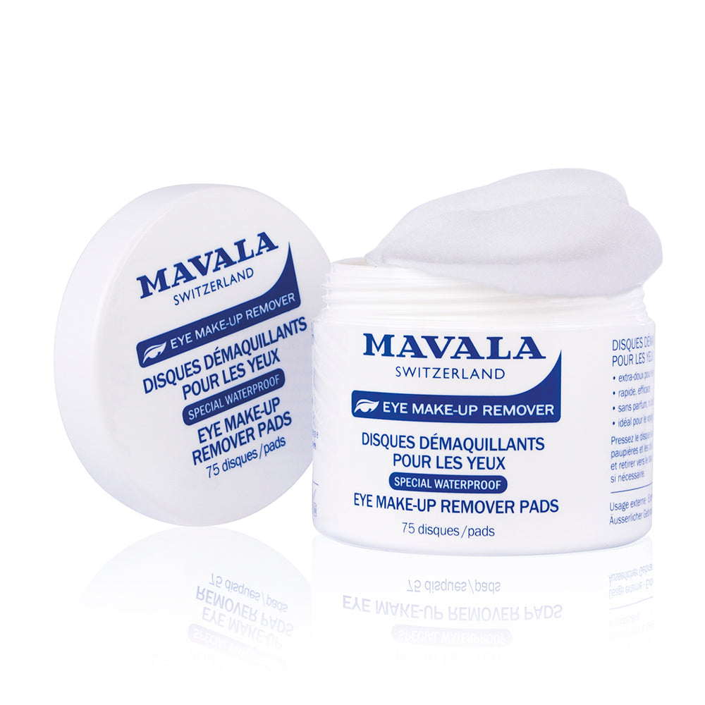 Mavala Eye Make-Up Remover Pads