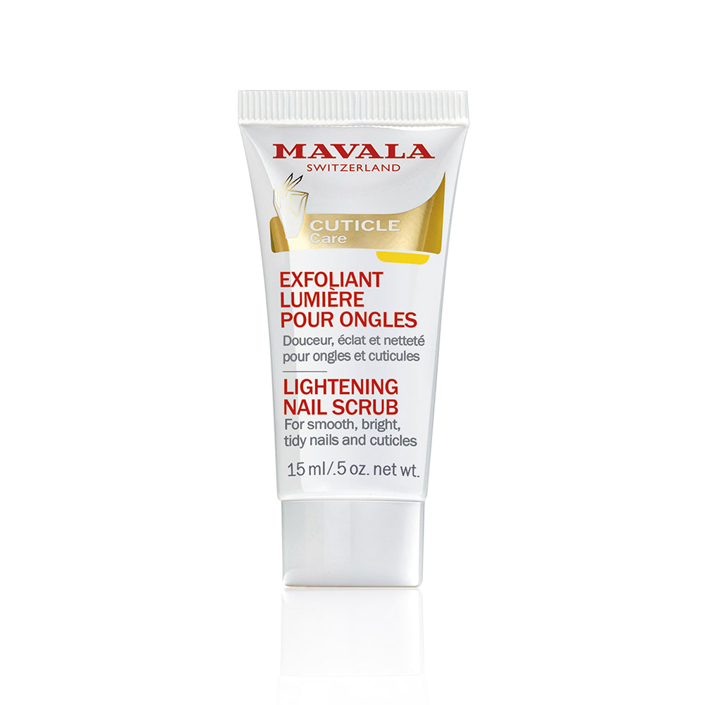 Mavala Lightening Nail Scrub