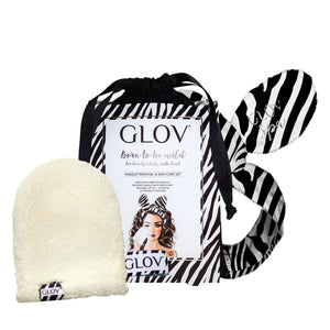 Glov Born To Be Wild Makeup Removal Set
