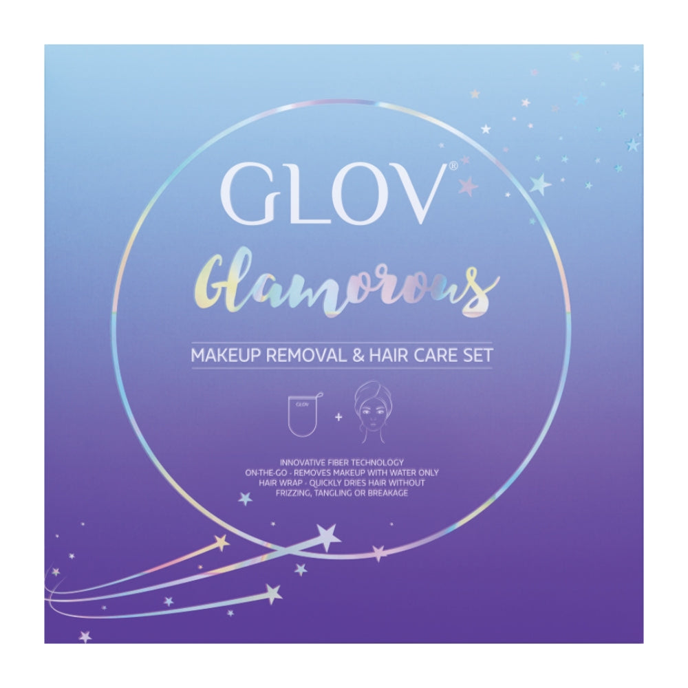 Glov Glamorous Hair & Face Care Set