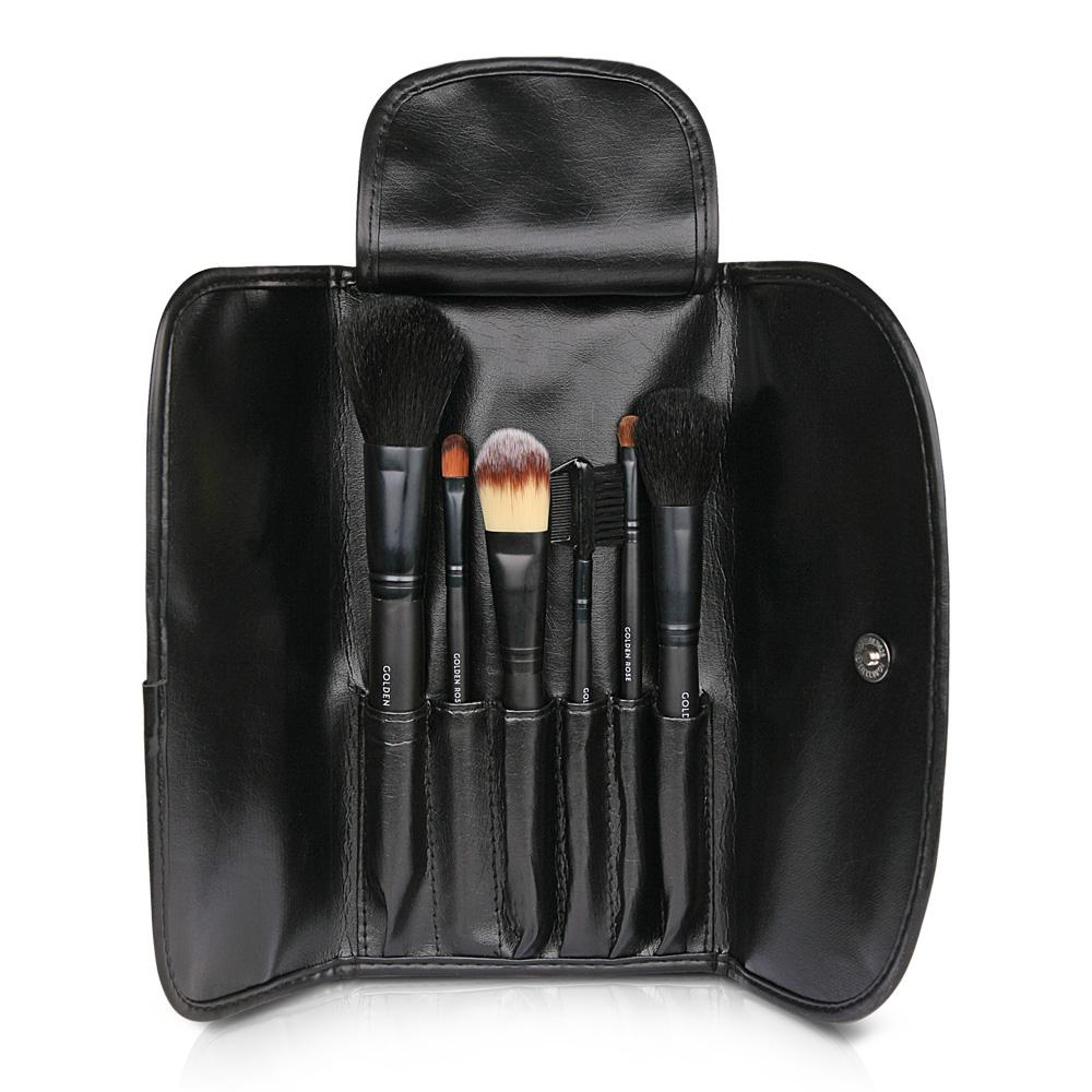 Golden Rose Make Up Brush Kit