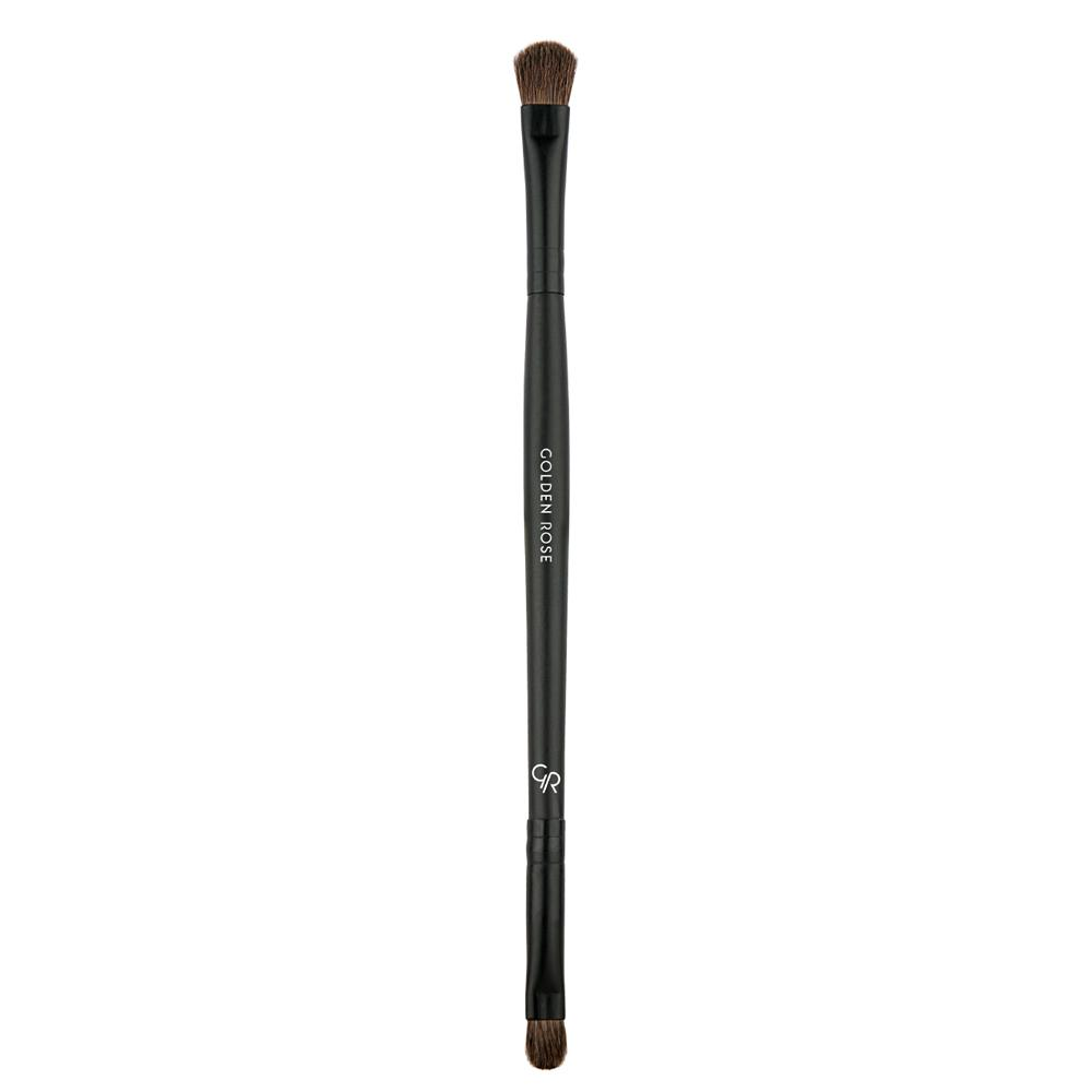 Golden Rose Dual End Eyeshadow Brush