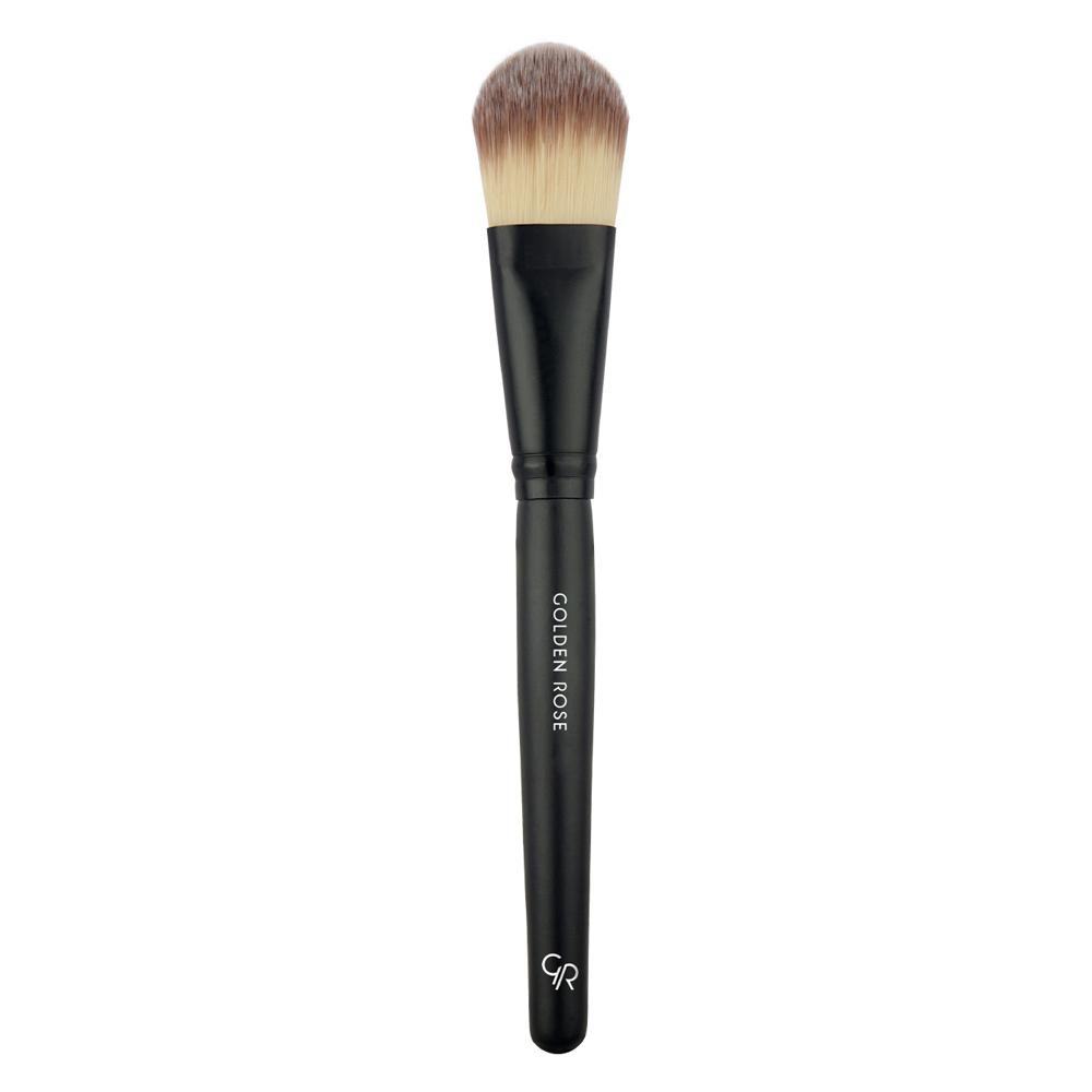 Golden Rose Foundation Brush