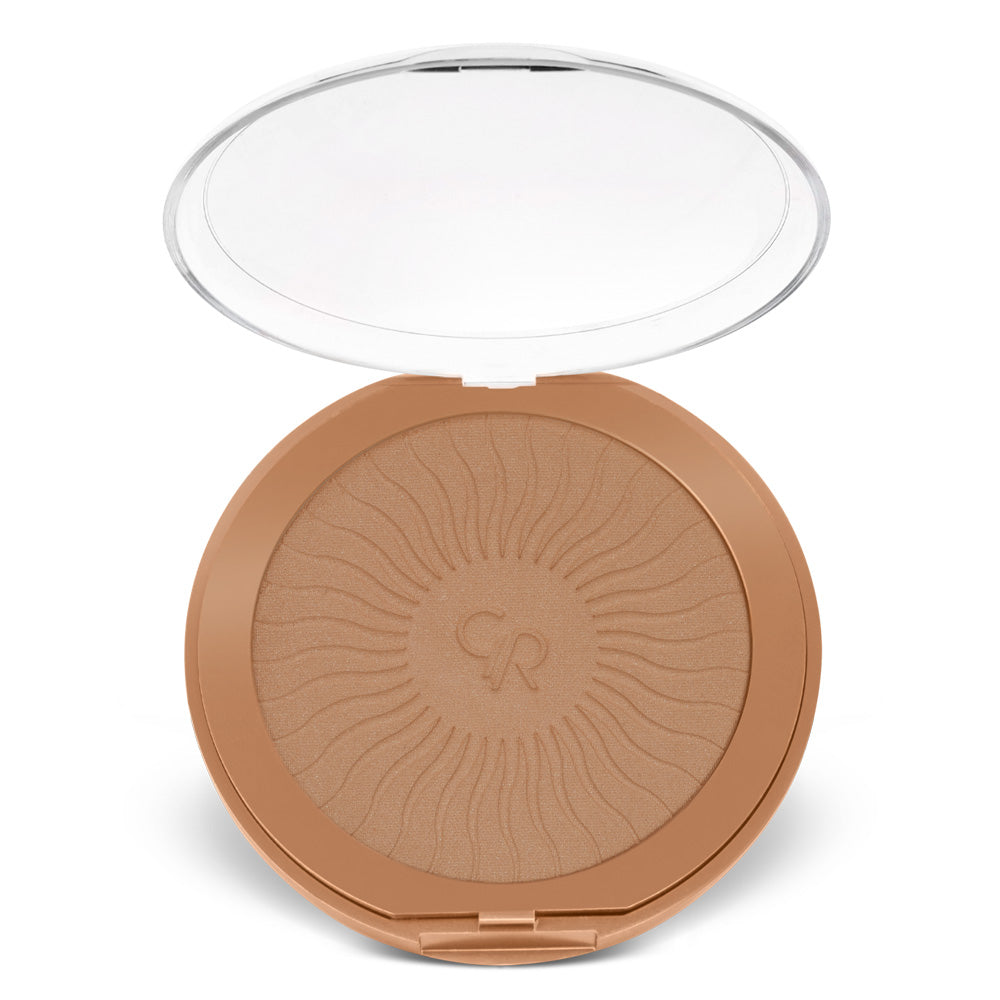 Golden Rose Bronzing Terra Powder SPF 15