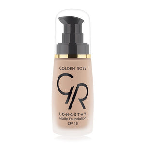 Golden Rose L.O.N.G.S.T.A.Y Matte Foundation
