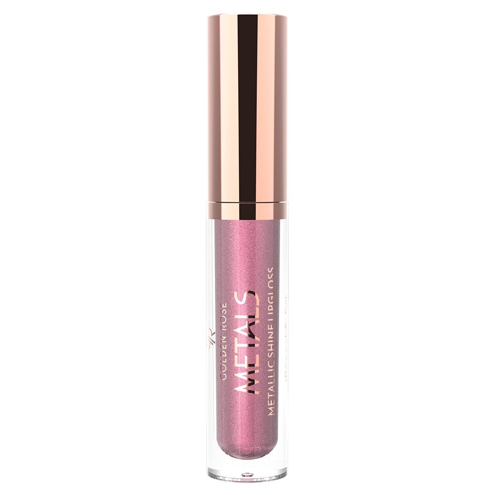 Golden Rose  Metals Metallic Shine Lipgloss