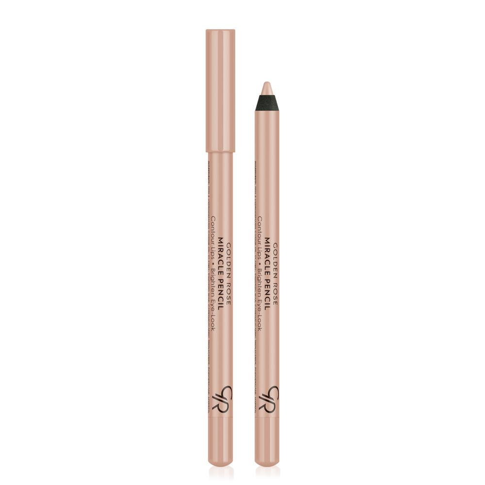 Golden Rose Miracle Pencil Contour Lips & Brighten Eyes