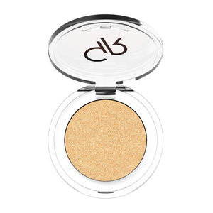 Golden Rose Soft Colour Mono Eyeshadow Shimmer