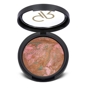 Golden Rose Terracotta Stardust Blush On