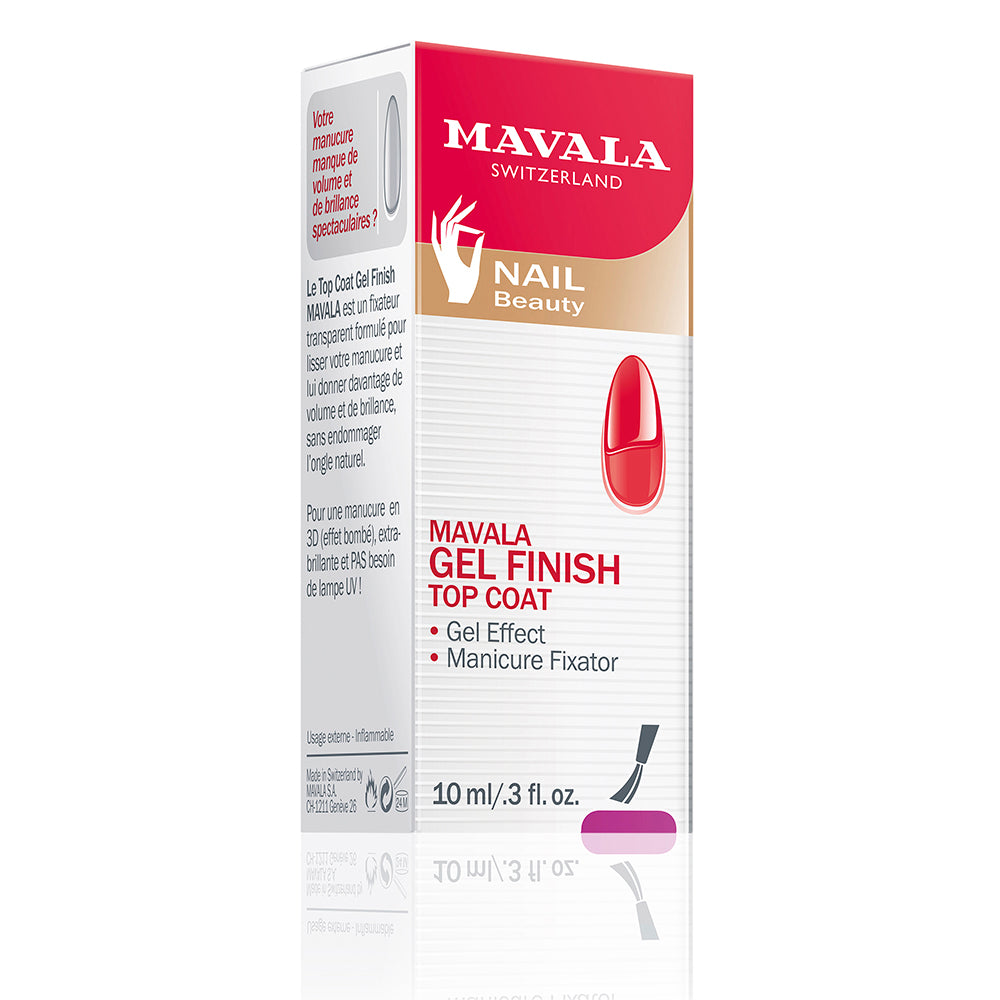 Mavala Gel Finish Top Coat
