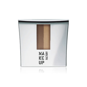 Makeup Factory Eye Brow Powder With Stencils