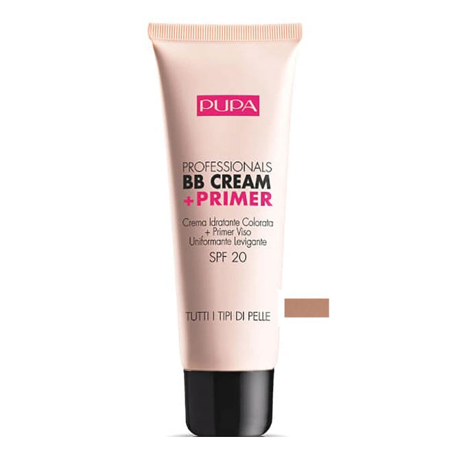 Pupa BB Cream + Primer All Skin Types