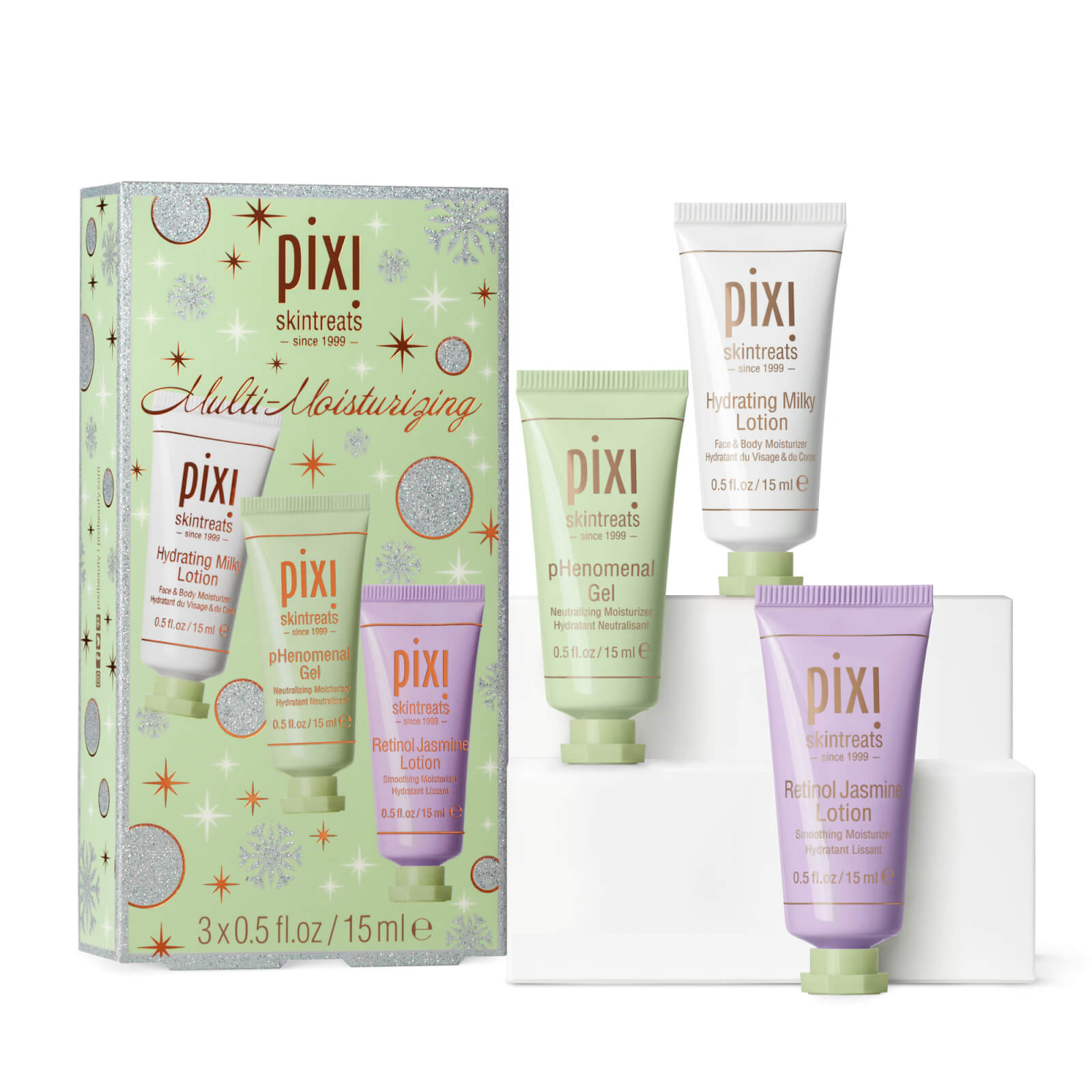 Pixi Beauty Multi Moisturising Gift Set