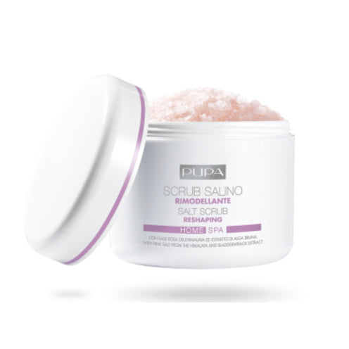 Pupa Home Spa Salt Scrub Reshaping And Draining