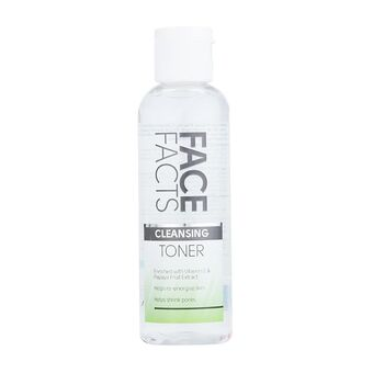 Face Facts Cleansing Toner
