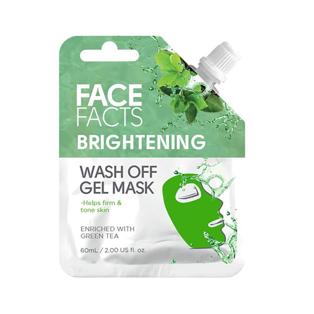 Face Facts Brightening Wash off Mask