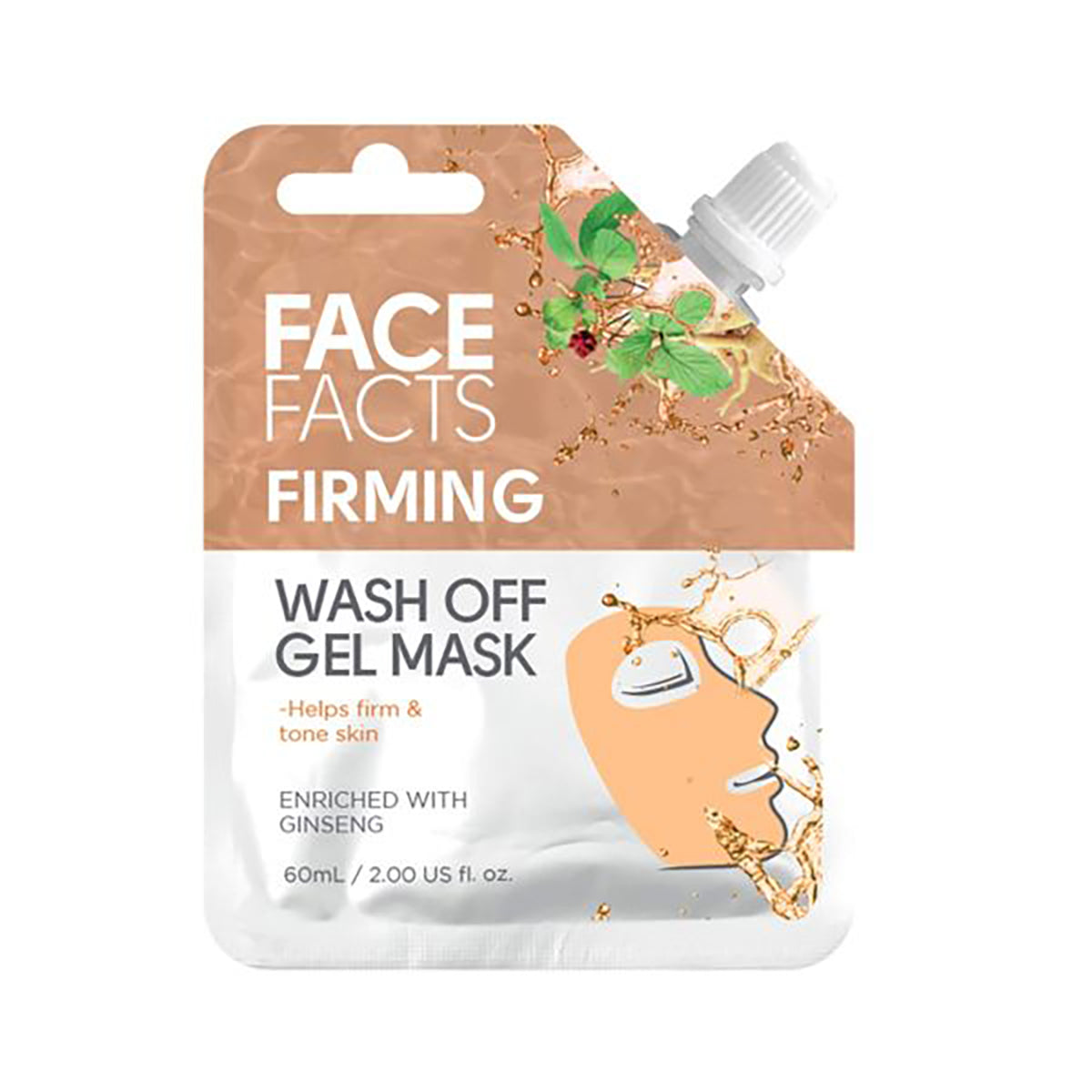 Face Facts Firming Wash off Mask