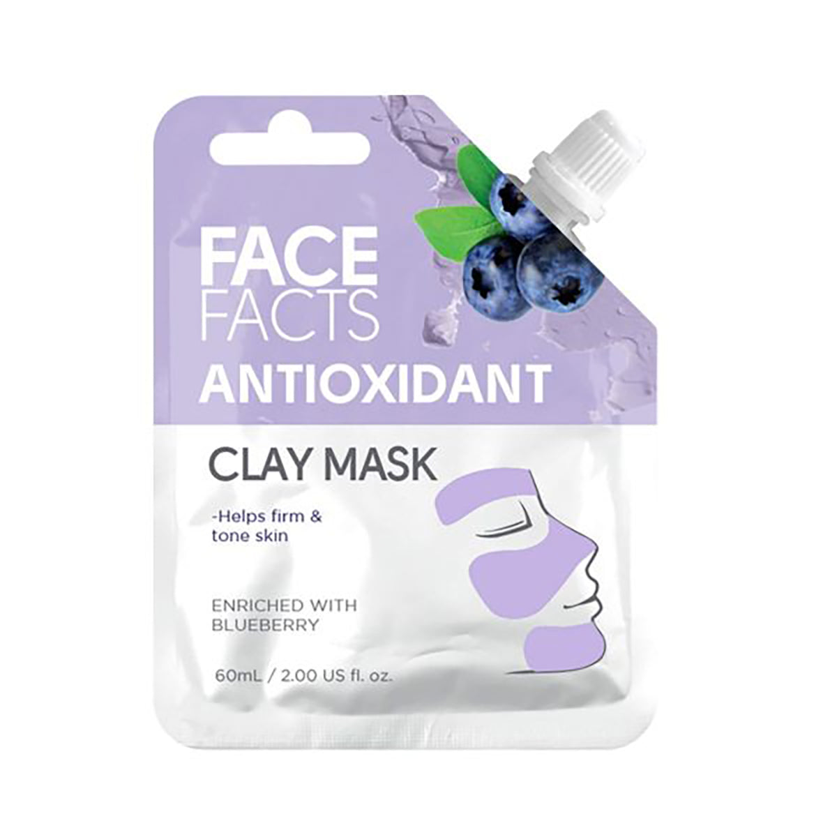 Face Facts Antioxidant Clay Mud Mask