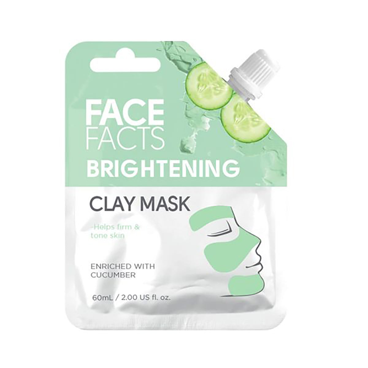Face Facts Brightening Clay Mud Mask