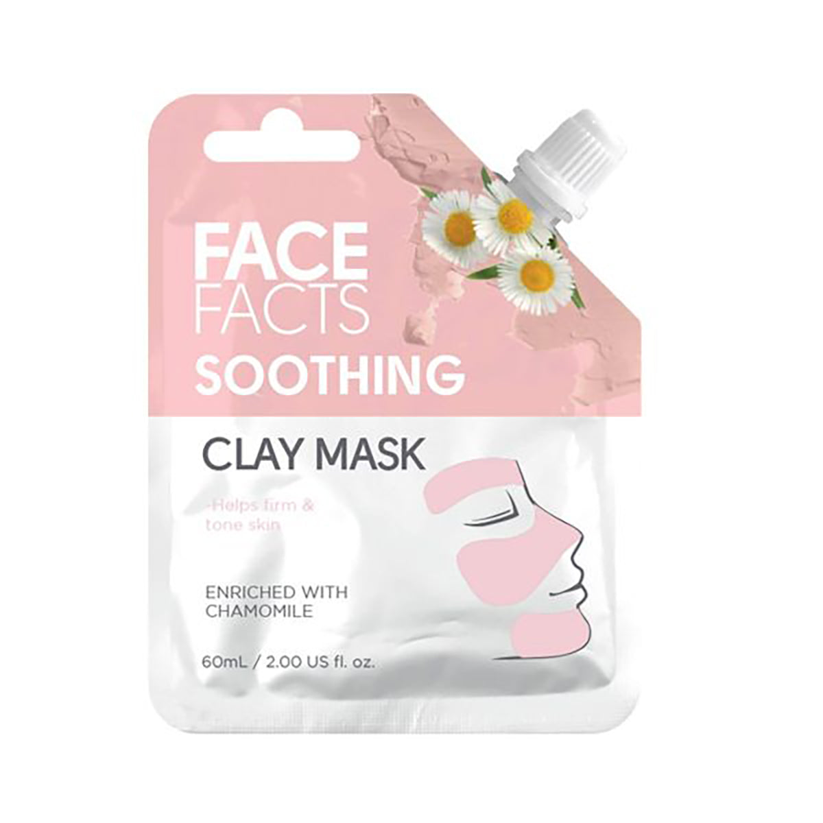 Face Facts Soothing Clay Mud Mask