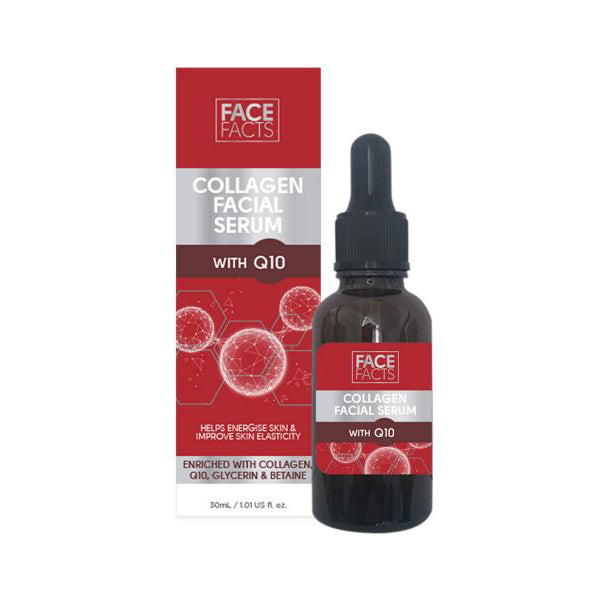 Face Facts Collagen & Q10 Face Serum