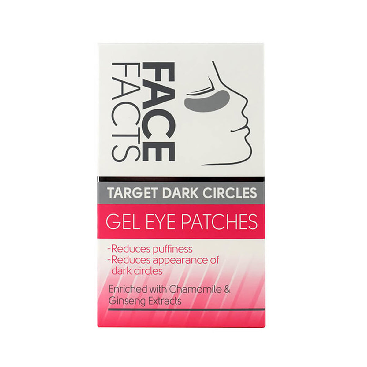 Face Facts Gel Eye Patches - Target Dark Circles