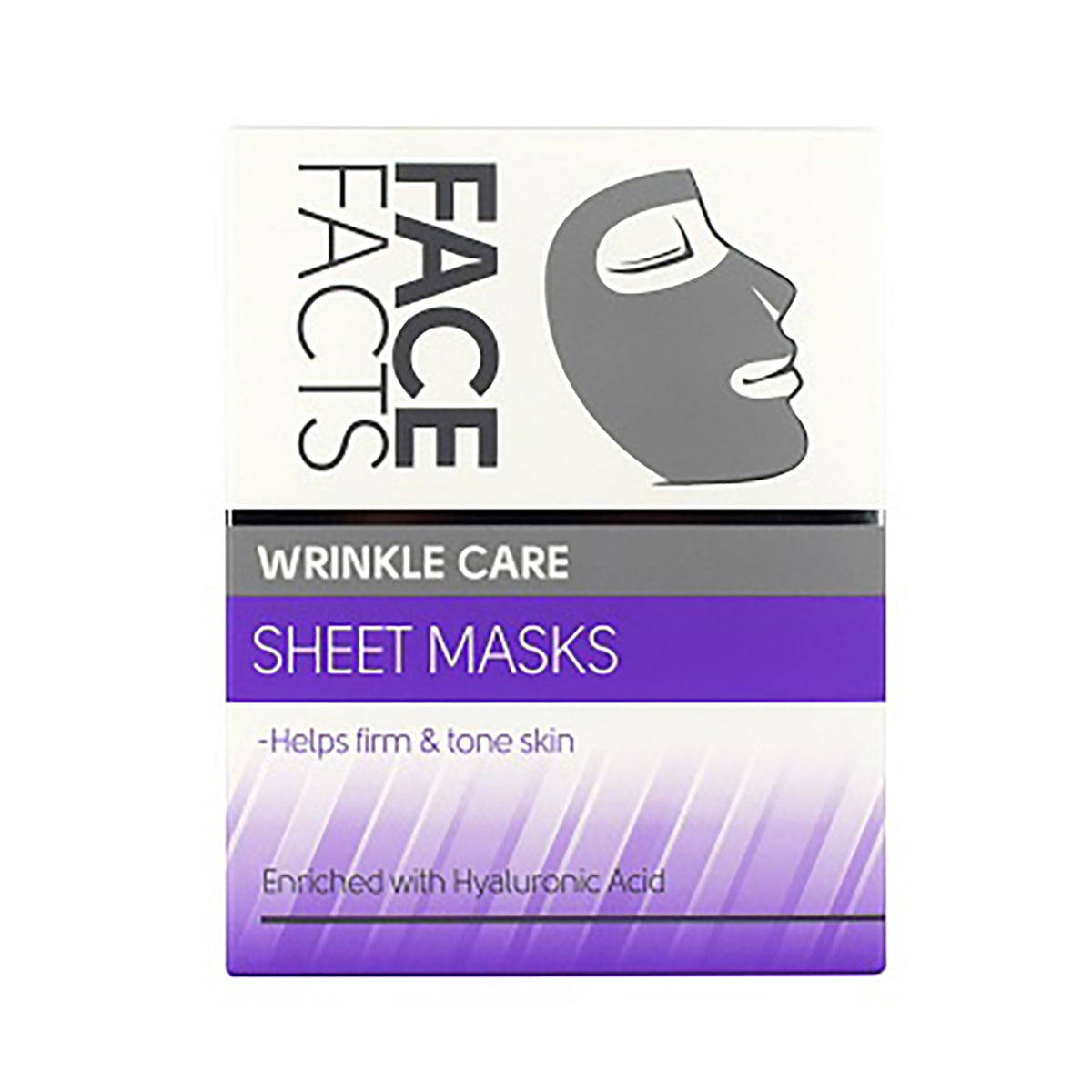 Face Facts Wrinkle Care Sheet Mask