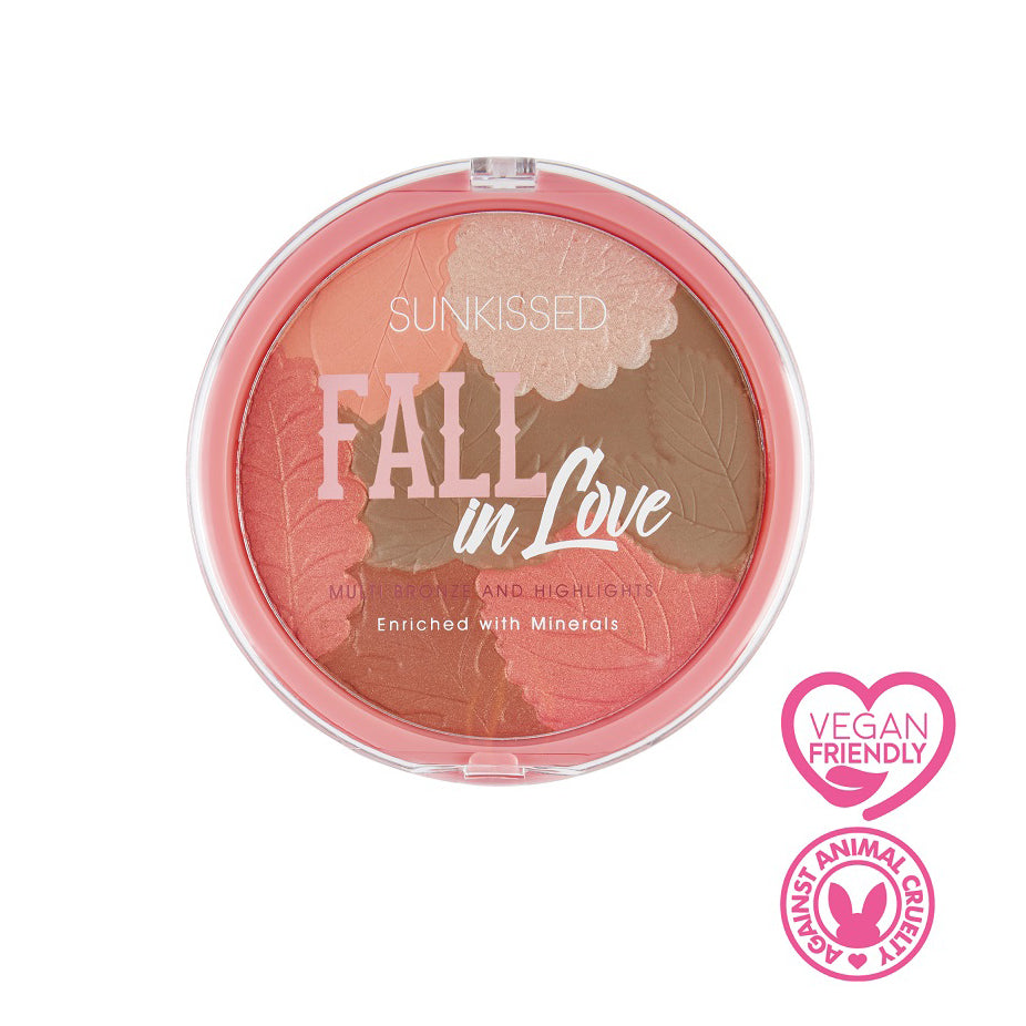 Sunkissed Fall In Love Marbled Bronzer