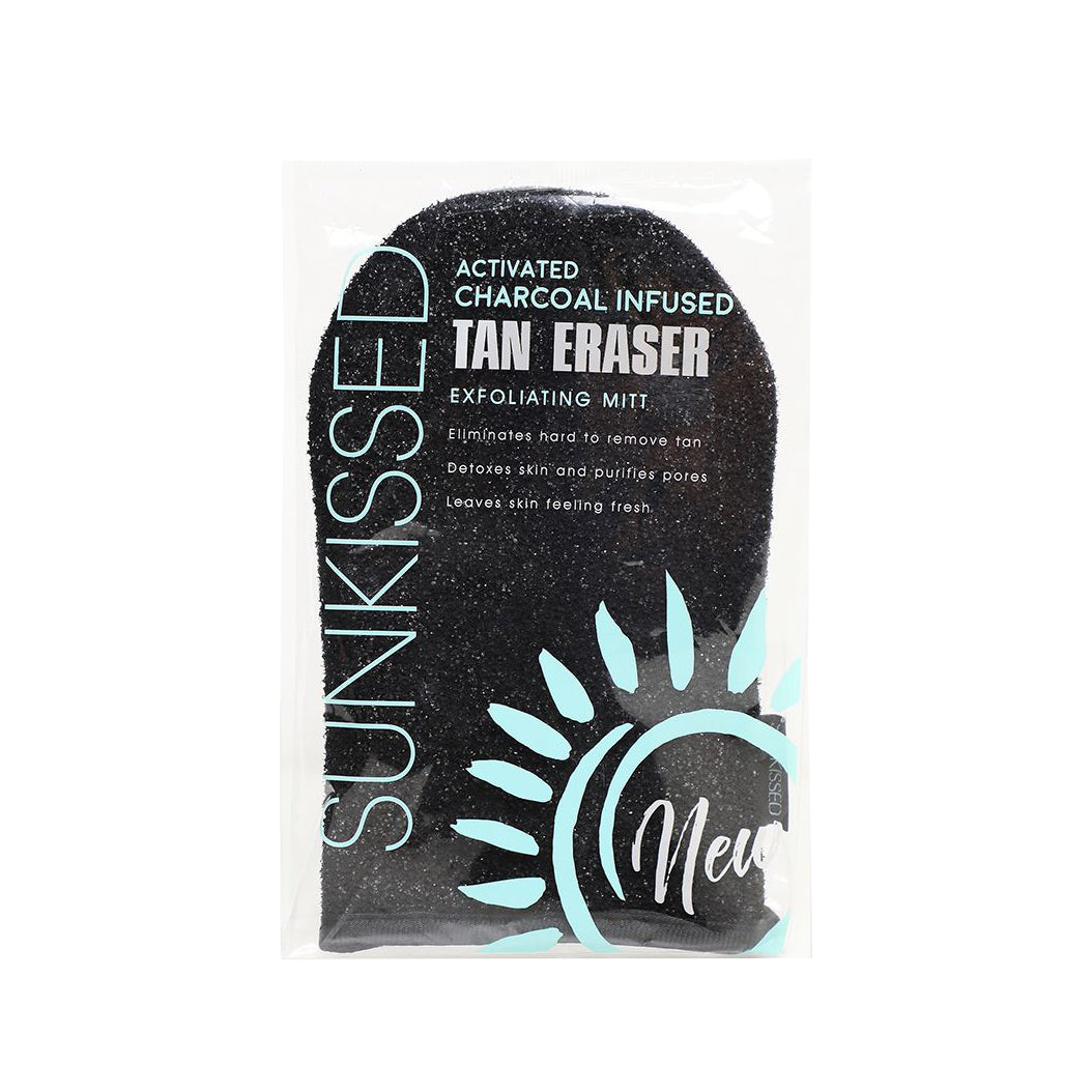 Sunkissed Charcoal Infused Exfoliating Mitt