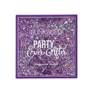 Sunkissed Party Ever After Eyeshadow Palette