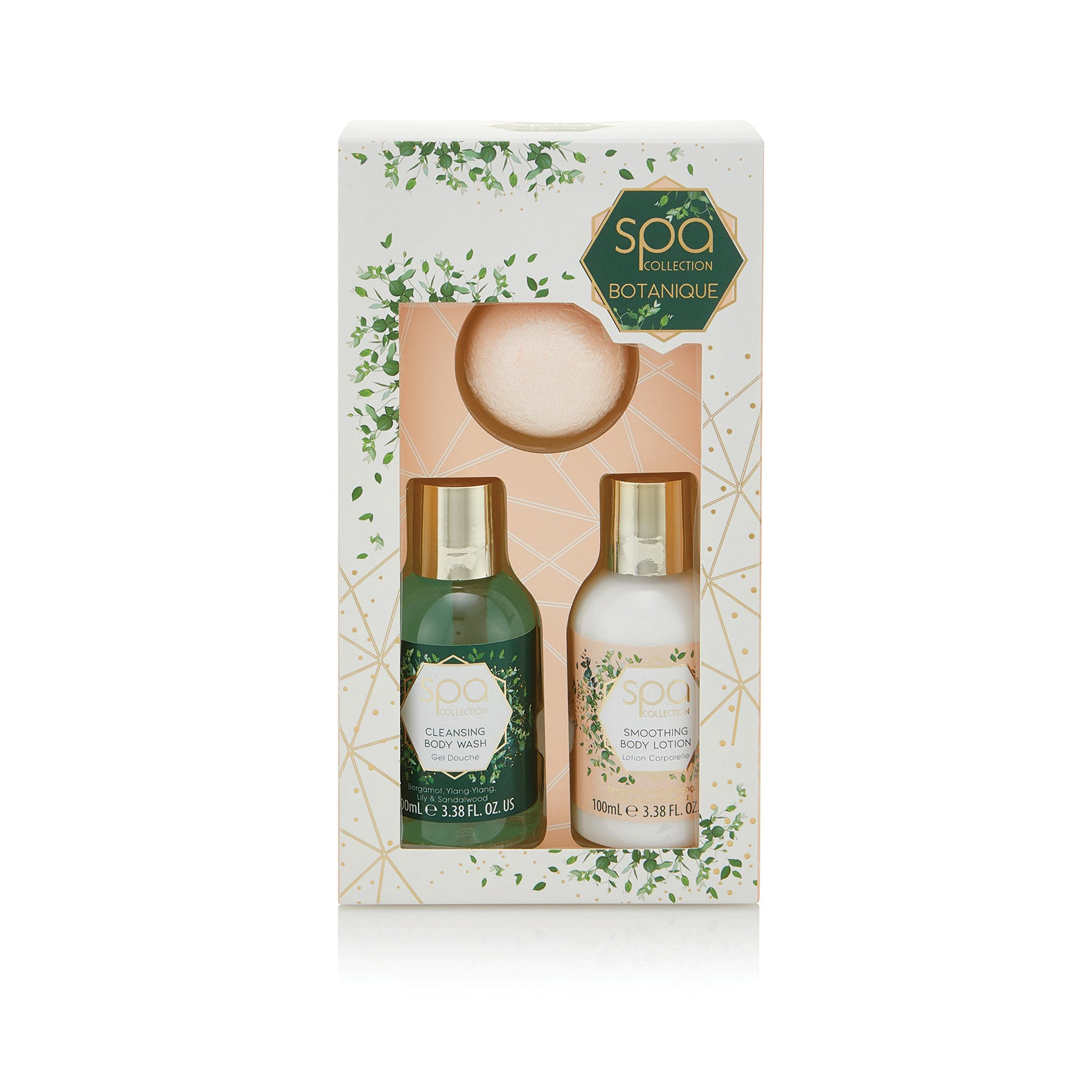 Style & Grace Spa Botanique Mini Treats