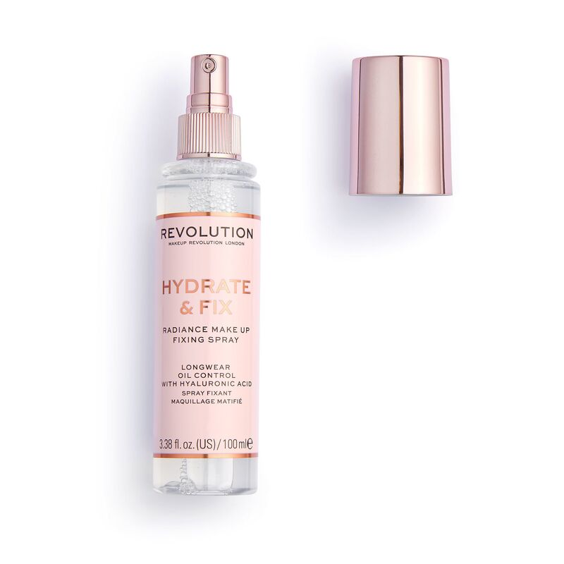 Revolution Hydrate & Fix Fixing Spray