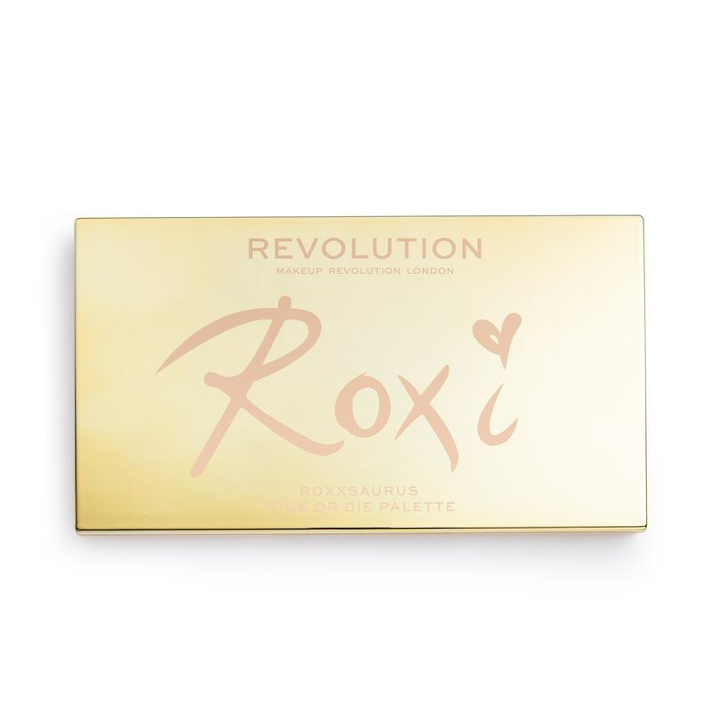 Revolution X Roxxsaurus Ride or Die Eyeshadow Palette