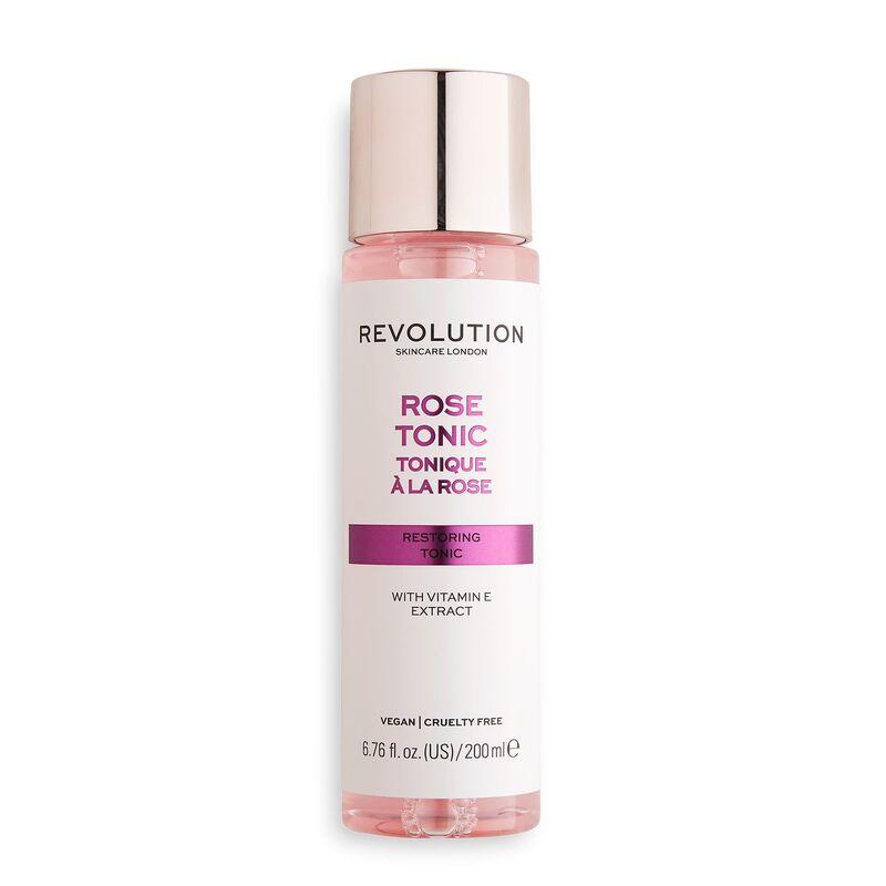 Revolution Skincare Rose Tonic