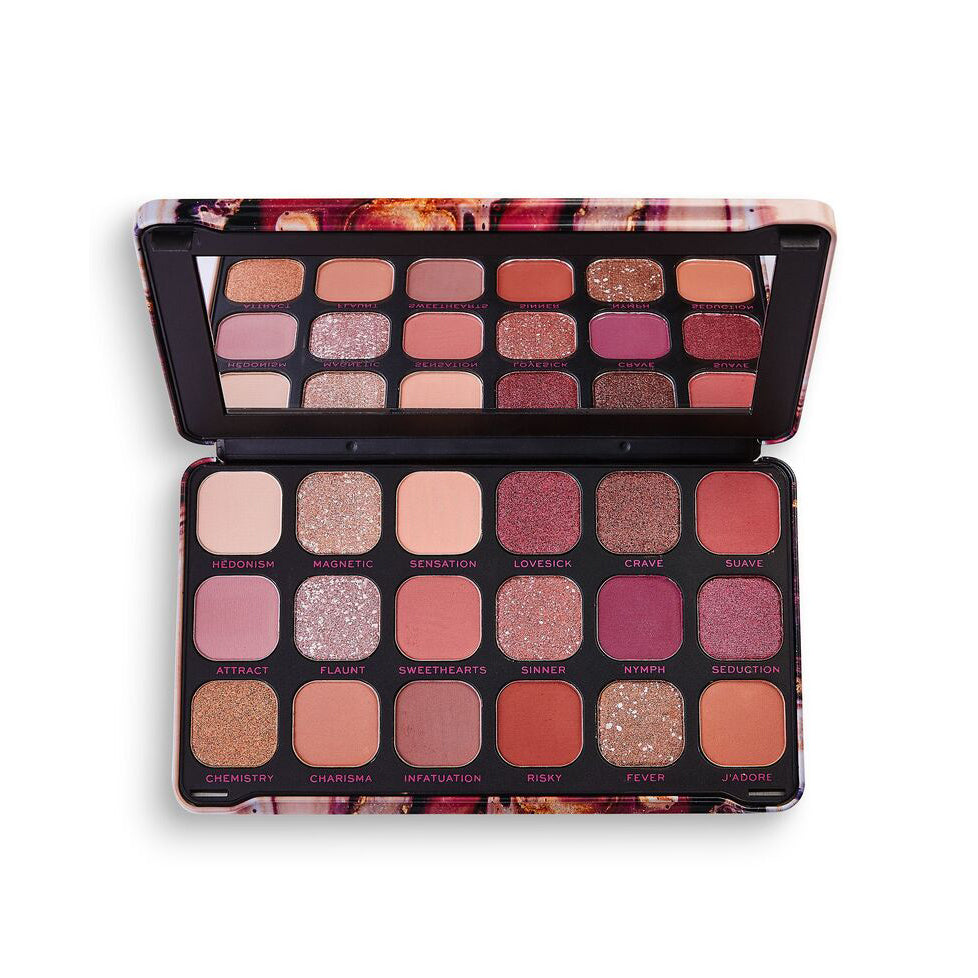 Revolution Forever Flawless Eyeshadow Palette - Allure