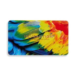 Revolution Forever Flawless Bird of Paradise Eyeshadow Palette