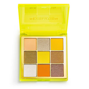 Revolution Viva Eyeshadow Palette - Electric Dreams