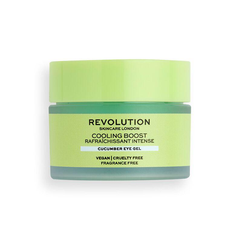 Revolution Skincare Cooling Boost Cucumber Eye Gel