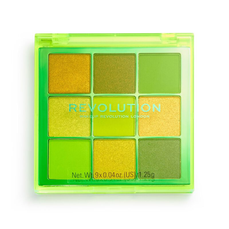 Revolution Viva Eyeshadow Palette - Up All Night