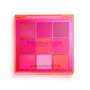 Revolution Viva Eyeshadow Palette - Party Vibes