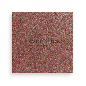 Revolution Euphoric Foil Eyeshadow Palette - House of Fun