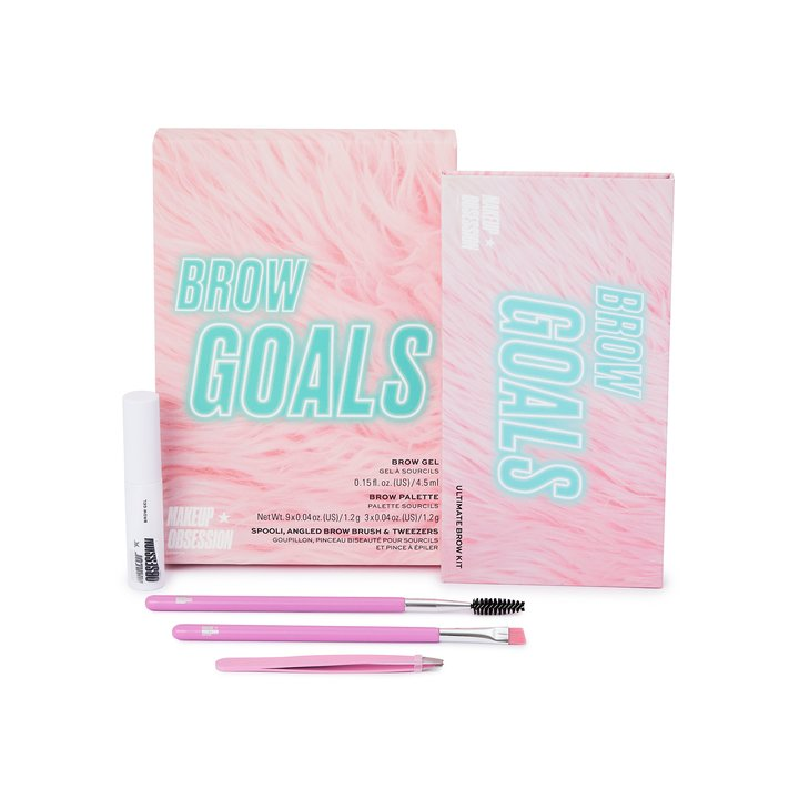 Revolution Brow Goals Gift Set