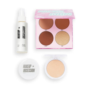 Revolution Glow for the Gods Gift Set