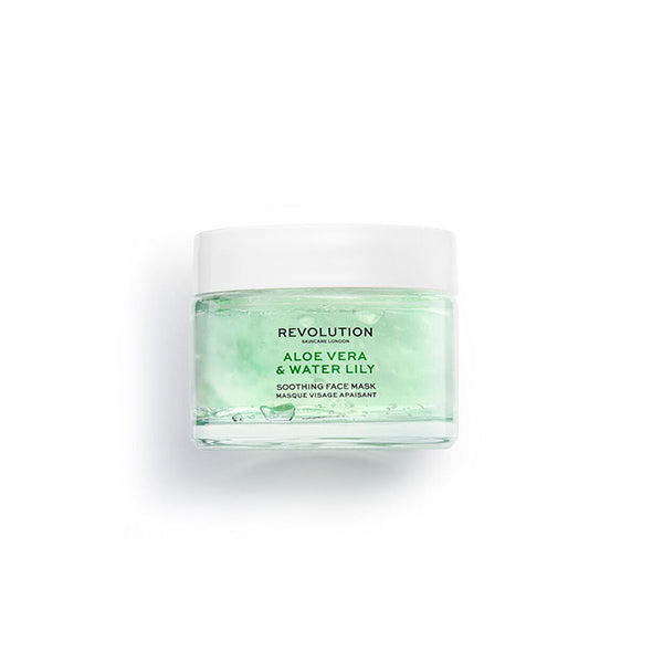 Revolution Aloe Vera & Water Lily Soothing Face Mask